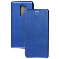 Книга Premium Xiaomi Redmi 9 (синий)
