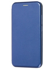 Книга Premium Xiaomi Redmi Note 8 Pro (синий)