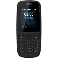 Nokia 105 Single Sim 2019 (Black) TA-1203