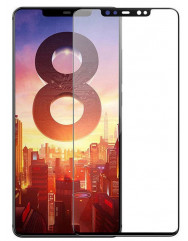 Стекло Xiaomi Mi 8 SE (5D Black) 0.33mm