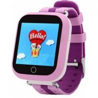 Детские GPS-часы Q100s  (Pink)