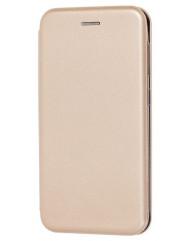 Книга Premium Samsung Galaxy A50 / A50s / A30s (золотой)
