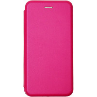 Книга Premium Xiaomi Redmi 6a (ярко розовый)