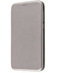 Книга Premium Xiaomi Redmi Note 8 Pro (серый)
