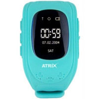 Смарт-часы ATRIX Smart watch IQ300 GPS (Blue)