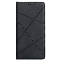 Книга Business Leather Xiaomi Redmi 9 (черный)
