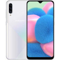 Samsung A307FN-DS Galaxy A30s 3/32 (White) EU - Официальный