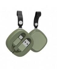 Кабель Havit HV-H640 Micro USB (зелений)