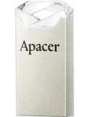 Флешка USB Apacer AH111 64Gb (Crystal)