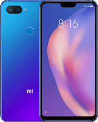 Xiaomi Mi8 Lite 6/128GB (Blue) EU - Global Version