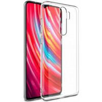Силиконовый чехол Xiaomi Redmi Note 8 Pro (прозрачный)