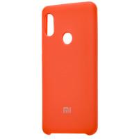 Чехол Silky Xiaomi Redmi Note 7 (ярко-оранжевый)