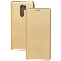 Книга Premium Xiaomi Redmi 9 (золотой)