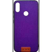 Чехол Remax Tissue Xiaomi Redmi Note 7 (фиолетовый)