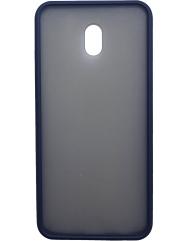 Чохол LikGus Maxshield матовий Xiaomi Redmi 8a (темно-синій)