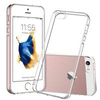 Чехол cиликоновый iPhone 5 (прозрачный)