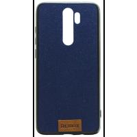 Чехол Remax Tissue Xiaomi Redmi Note 8 Pro (темно-синий)