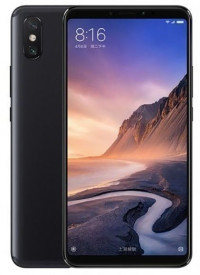 Xiaomi Mi Max 3 4/64Gb (Black) EU - Global Version