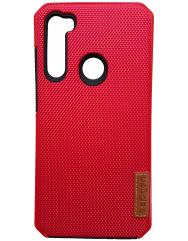 Чохол SPIGEN GRID Xiaomi Redmi Note 8 (червоний)