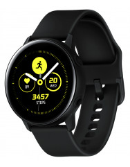 Смарт-часы Samsung R500 Galaxy Watch Active (Black)