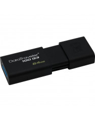 Флешка USB Kingston 64GB USB 3.0 DT100G3