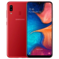 Samsung A205F-DS Galaxy A20 3/32 (Red) EU - Официальный