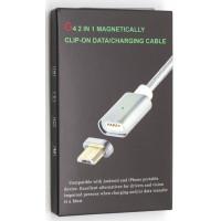 Магнитный кабель Data Cable Micro USB 2.0 (2,4A)