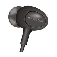 Вакумные наушники-гарнитура Blue Spectrum M-5 (Black)