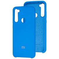 Чехол Silky Xiaomi Redmi Note 8T (голубой)