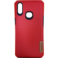 Чехол SPIGEN GRID Samsung Galaxy A10s (красный)