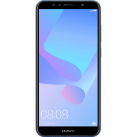 Huawei Y6 Prime 2018 3/32Gb Blue - Официальный