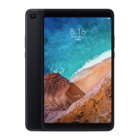 Xiaomi Mi Pad 4 3/32 Gb Wifi Black