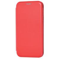 Книга Premium Samsung Galaxy A40 (красный)