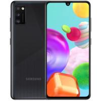 Samsung A415F Galaxy A41 4/64 (Black) EU - Официальный