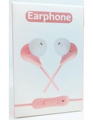 Вакуумні навушники гарнітура Earphone TZ / Q9 (Pink)