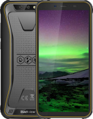 Blackview BV5500 2/16GB (Yellow) EU - Официальный