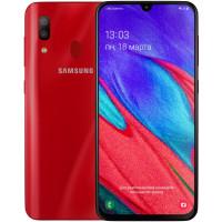 Samsung A405F Galaxy A40 4/64Gb (Red) EU - Официальный