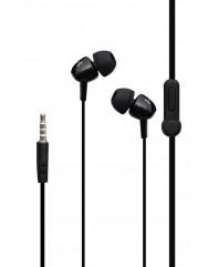 Вакуумні навушники-гарнітура JBL WS-T16 (Black)