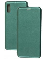 Книга Premium Xiaomi Redmi 9a (зеленый)