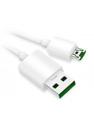 Кабель Oppo Vooc Micro USB 1m (White)