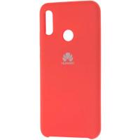 Чехол Silky Huawei P Smart 2019 (красный)