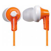 Вакуумные наушники Panasonic RP-HJE118GU-D (оранжевый)