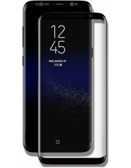 Защитное стекло Samsung Galaxy S9 (3D Black) 0.33mm