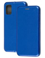 Книга Premium Samsung Galaxy A41 (синий)