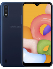 Samsung A015F Galaxy A01 2/16Gb (Blue) EU - Официальный