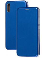 Книга Premium Xiaomi Redmi 9a (синий)