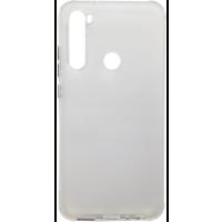 Чехол усиленный матовый Xiaomi Redmi Note 8 (белый)