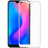 Стекло Xiaomi Mi A2/6x (3D White) 0.33mm