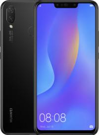 Huawei P Smart+ 2018 4/64Gb Black - Официальный
