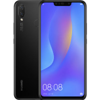 Huawei P Smart+ 2018 4/64Gb Black - Официальный